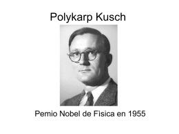 Polykarp Kusch