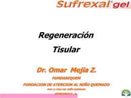 Dr. Omar Mejia - Sufrexal Gel