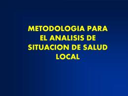 metodologia asis local finalppt - CMP