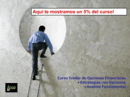 Innovación - Opciones Financieras Leiod