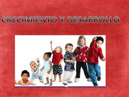 CRECIMIENTO Y DESARROLLO (3726336)