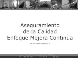 002 MODELO DE MEJORA CONTINUA DE DEMING
