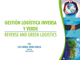 memorias gestion - Logo High Logistics