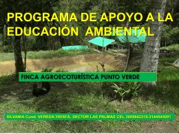 Diapositiva 1 - Restaurante Punto Verde