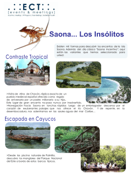 Saona …Los Insolitos