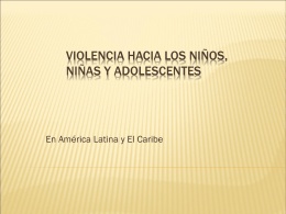 20100803 PresentacionViolencia ALC_VirginiaMurilo
