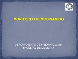 Diapositiva 1 - Facultad de Medicina