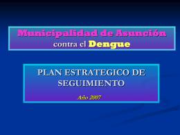 COMPONENTES Y ACCIONES - Municipalidad de Asunción
