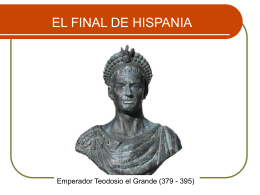 El Final de Hispania