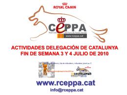 SIEGERSCHAU 2010 - Real CEPPA Delegación de Cataluña