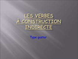 VERBE_TYPE_GUSTAR