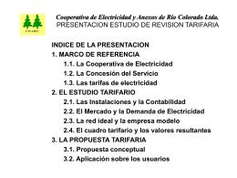 Cooperativa de Electricidad y Anexos de Río Colorado Ltda.