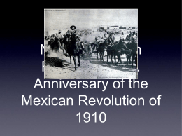 MexicanRevolutionDay