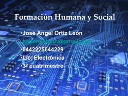 Formación Humana y Social - FHS-FCE-002
