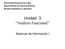 "Seminario Extracurricular ""Análisis de Sistemas Administrativos"""