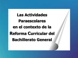 RCParaescolares