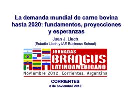 Conclusiones - Asociación Argentina de Brangus