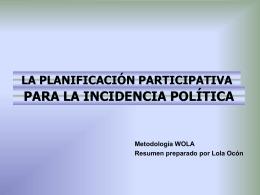 Qué son Políticas Públicas?