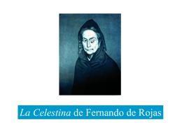 Celestina - lacasadelamusa