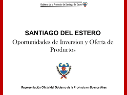 Inversion y Oferta en SDE