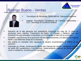Consultores - Rodrigo Bueno