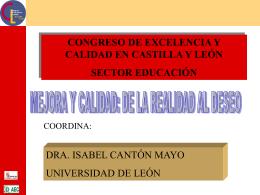 Sin título de diapositiva - Junta de Castilla y León