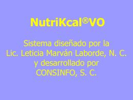 NutriKcal®VO