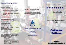 Diapositiva 1 - Consejo General de Enfermería