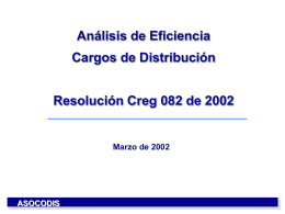 lisis de Eficiencia Box-Cox Vf