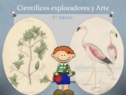 Los animales y plantas vistos por los científicos