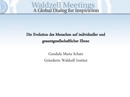 Die Evolution des Menschen_Gundula Schatz_Oktober 2008