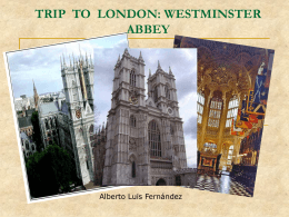 Westminster Abbey_Alberto Luis