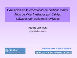 CUBÍ-MOLLÁ, Patricia