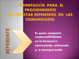 referente - Diocesis de Concordia