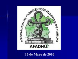 AFADHU, Asociacin de farmacuticos adjuntos de Huelva