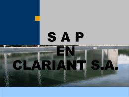 Navegación SAP - miwikisistemasaplicados