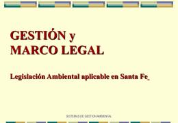28- Marco Legal Santa Fe1 - Agrupación 15 de Junio – MNR