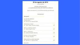 Dr. Enrique Wolpert Barraza - Academia Nacional de Medicina