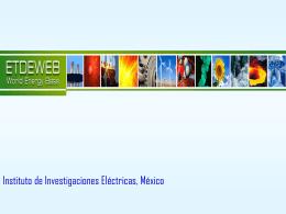 Energy Technology Data Exchange (ETDE)