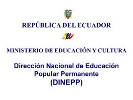 Dinepp-Reunión de Directores Nacionales 11-03-06