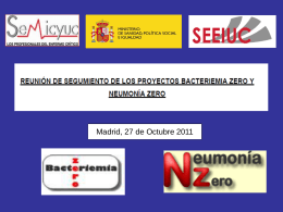 Presentacion reunión 27 de Octubre 2011