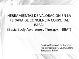 Presentación de una novedad - Asociación Española de