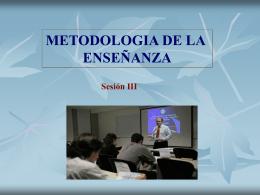 METODOLOGÍA - didacticaeo