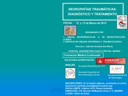 Programa - Sociedad Española de Neurorrehabilitación