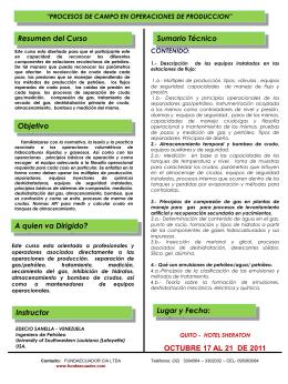 Diapositiva 1 - FUNDAECUADOR