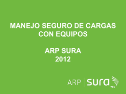 ARP SURA