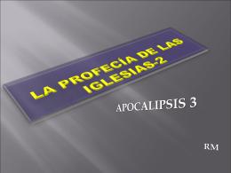 La profecía de las iglesias-2