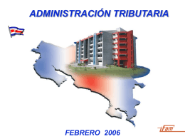 ENFOQUE SITEMICO DE LA ADMINISTRACIÓN TRIBUTARIA