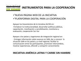 descargar - Iniciativa América Latina y Caribe Sin Hambre 2025