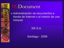 3wDocument